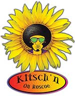 Kitschn On Roscoe Logo