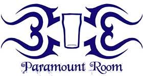 Paramount Room Logo